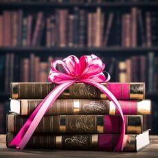 本を簡単おしゃれにラッピングする方法(包み方)6選