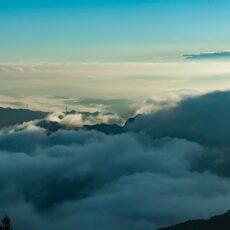 深山幽谷の神秘~三峯神社の雲海~