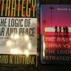 色摩大使に聞く(1) 現代の世界最高の戦略理論家、エドワード・ルトワック