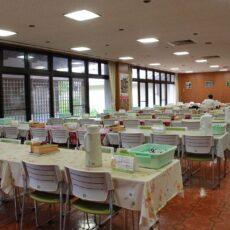 三峯神社の食堂、お勧めのオリジナルメニュー!