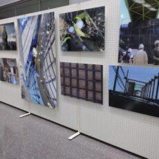 ドボクのチカラ写真展@鳥取開催中